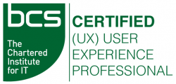 BCS User Experience Certified